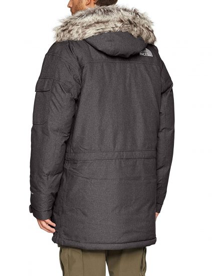 North Face McMurdo Azul Marino