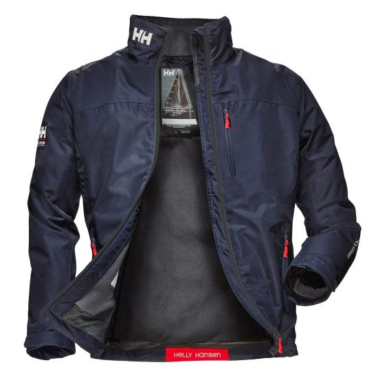 Mujer Helly Hansen W Crew Midlayer Jacket Chaqueta Deportiva