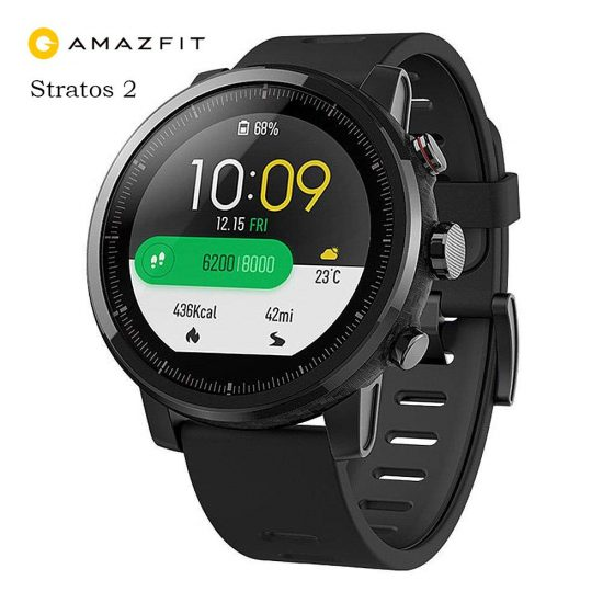 73e56598ff52 ▷ Amazfit Stratos 2