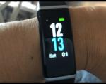 reloj pulsera Homscam