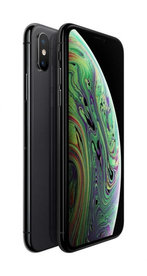 Iphone XS gris espacial